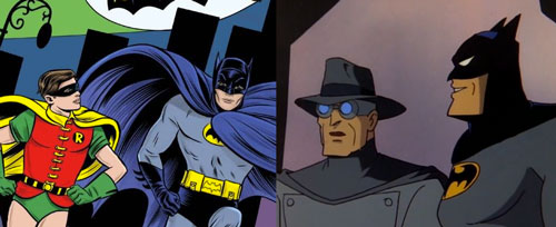 Batman '66 #1 and 'Beware the Gray Ghost'