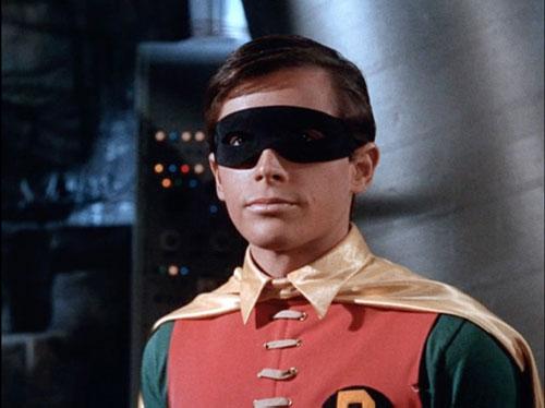 Gulp! Dick Grayson, undercover?