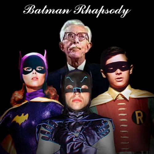 Batman Rhapsody