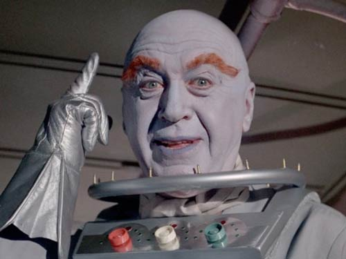 Preminger as Freeze