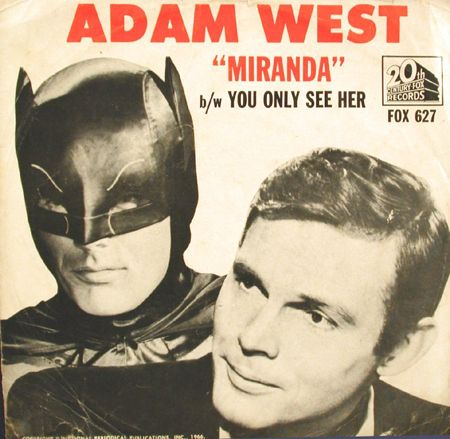Miranda by Adam West