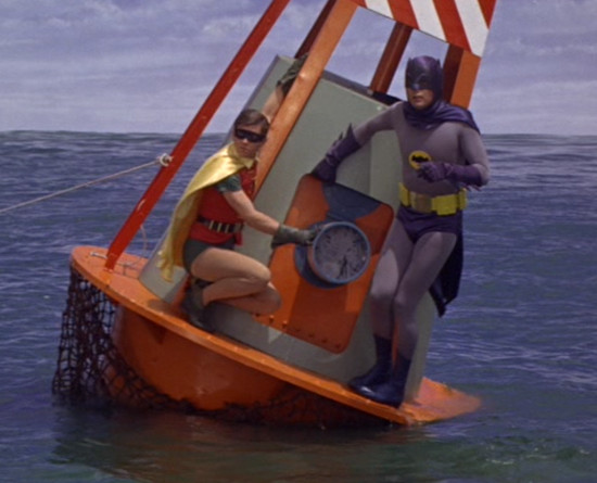 The Duo on the Buoy