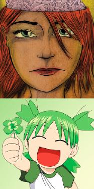 MINDMGMT:Yotsuba