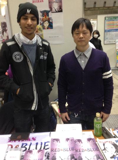 Satoshi Kimura (r)