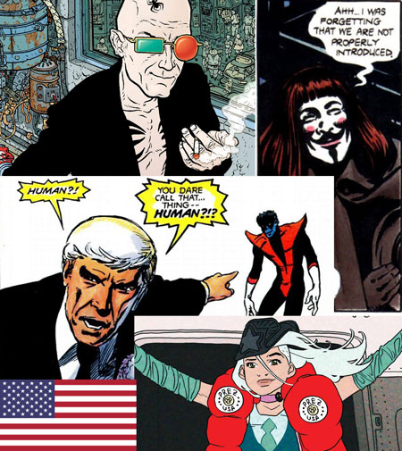 Comics and Politics