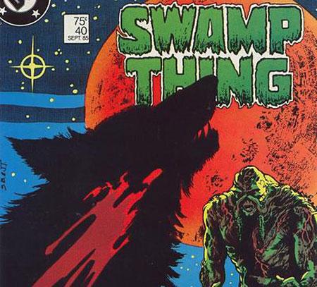 Swamp Thing 40