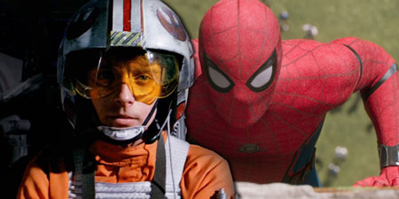Star Wars and Spider-Man