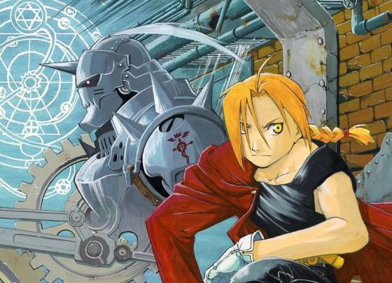 Fullmetal Alchemist ch 001