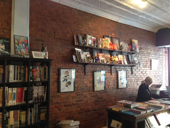 Bergen Street Comics