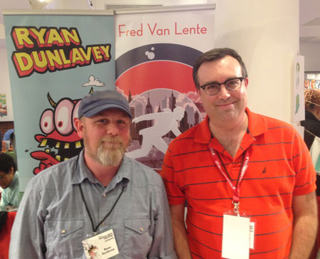 Ryan Dunlavey and Fred Van Lente