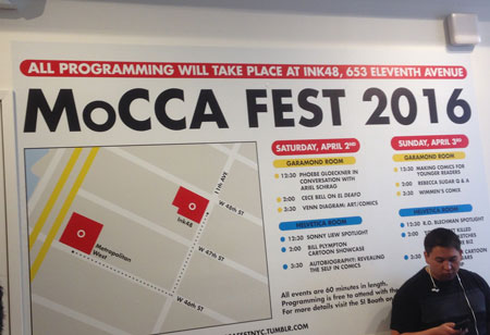 MoCCA part two