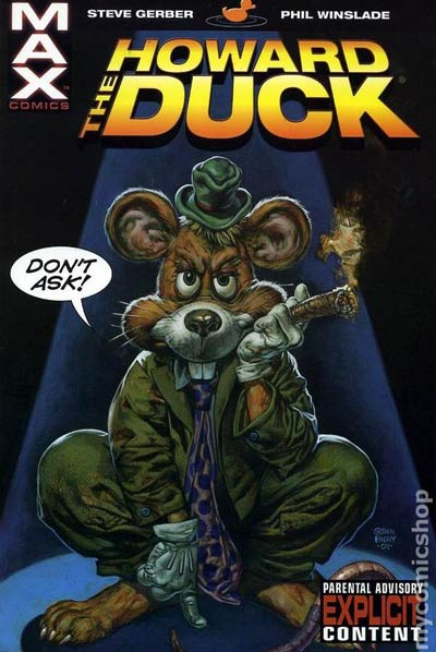 Howard the Duck MAX tpb