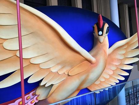 "Tezuka's ""Phoenix"". © Tezuka Productions"