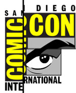 Three Views of San Diego Comicon